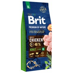 BRIT PREMIUM ADULT XL (15 kg)