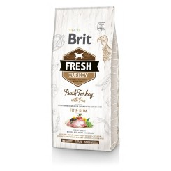 BRIT FRESH TURKEY FIT&SLIM (12 kg)