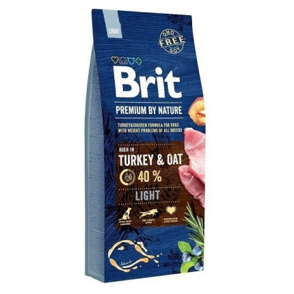 BRIT PREMIUM LIGHT (15 kg)