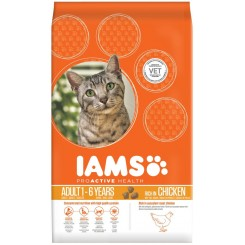 IAMS ADULT CAT CHICKEN (15 kg)