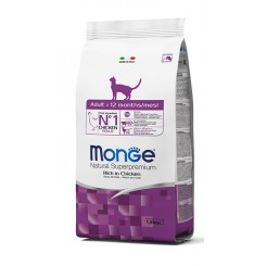 MONGE ADULT RICH IN CHICKEN (1.5 kg)