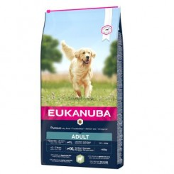 EUKANUBA ADULT LARGE BREEDS LAMB&RICE   (18 kg)