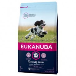 EUKANUBA PUPPY MEDIUM BREED (18 kg)