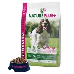 EUKANUBA ADULT ALL BREEDS NATURE+ GRAIN FREE (14 kg)