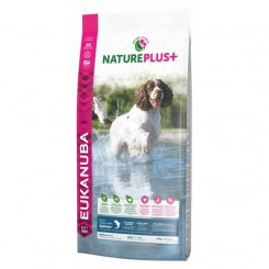 EUKANUBA ADULT  NATURE+GRAIN FREE ALL BREEDS SALMON (10 kg)