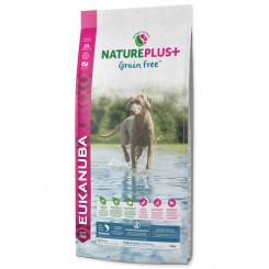EUKANUBA PUPPY  NATURE+GRAIN FREE ALL BREEDS SALMON  (10 kg)