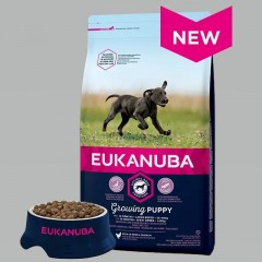 EUKANUBA PUPPY LARGE BREED (18 kg)