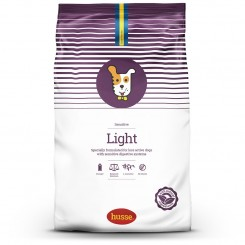 HUSSE SENSITIVE LIGHT_GLUTEN FREE (12.5kg)