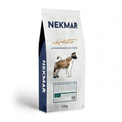 NEKMAR ADULT MEDIUM & LARGE_LOW GRAIN (12 kg)