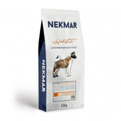 NEKMAR PUPPY & JUNIOR 1-12 MONTHS_ LOW GRAIN (12 kg)