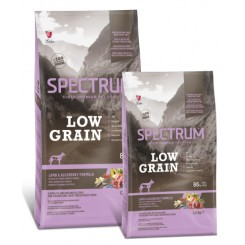 SPECTRUM LAMB&BLUEBERRY ADULT MEDIUM&LARGE BREED (12 kg)