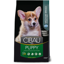 CIBAU PUPPY MEDIUM (12 kg)