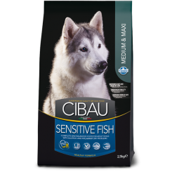CIBAU SENSITIVE FISH (12 kg)