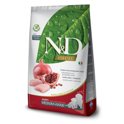ND PRIME CHICKEN & POMEGRANATE PUPPY MAXI (12 kg)
