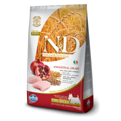 ND CHICKEN & POMEGRANATE ADULT MINI (7 kg)