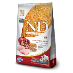 ND CHICKEN & POMEGRANATE ADULT MEDIUM&MAXI (12kg)