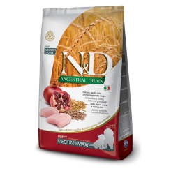 ND CHICKEN & POMEGRANATE PUPPY MEDIUM & MAXI (12kg)