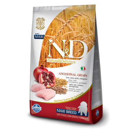 ND CHICKEN & POMEGRANATE PUPPY MAXI (12 kg)