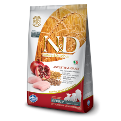 ND CHICKEN & POMEGRANATE PUPPY MEDIUM (12kg)