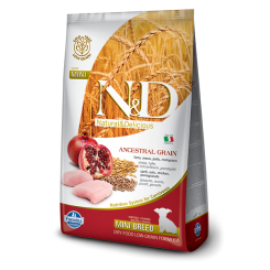 ND CHICKEN & POMEGRANATE PUPPY MINI (2.5 kg)