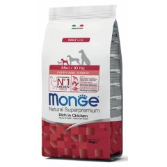 MONGE MINI PUPPY&JUNIOR (3 kg)