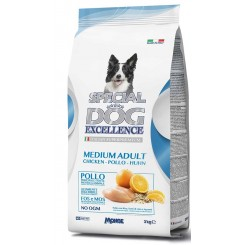 MONGE EXELENCE MEDIUM ADULT (3 kg)