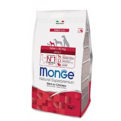 MONGE ADULT MINI_Chicken (3 kg)