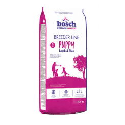BOSCH BREEDER LINE PUPPY LAMB & RICE (Јагнешко и Ориз) (20 kg )