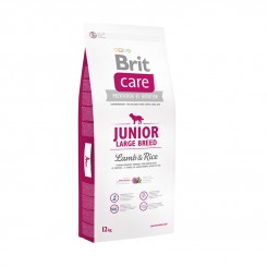 BRIT CARE JUNIOR LARGE BREED LAMB & Rice (ЈАГНЕШКО и ориз) (12 kg)