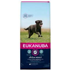 EUKANUBA ADULT  LARGE  BREED (18 kg)